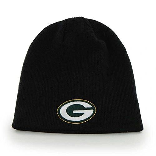 NFL Green Bay Packers Black Beanie