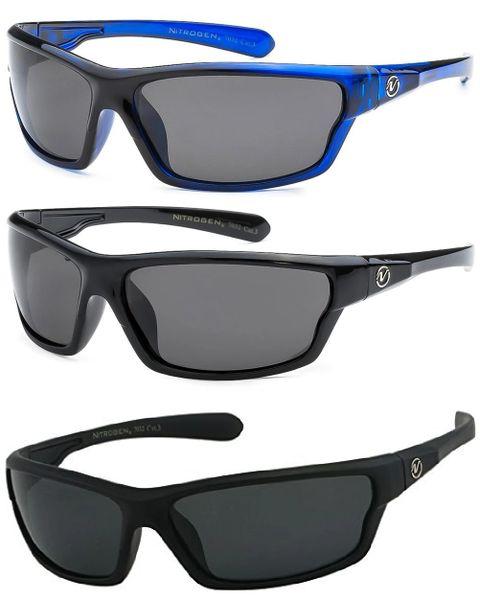 7032 Nitrogen Polarized 3 Pack Black & Black Matte & Blue