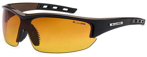 3313 XLoop HD Rimless Brown