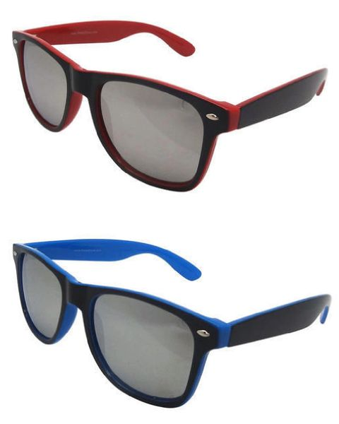 Retro Two-toned Patriotic Pack - 2 Pair