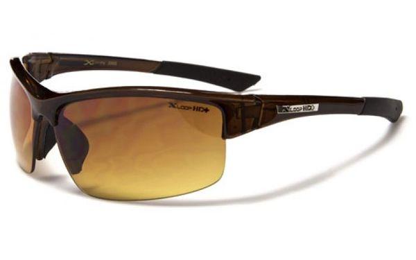 3305 XLoop HD Rimless Brown