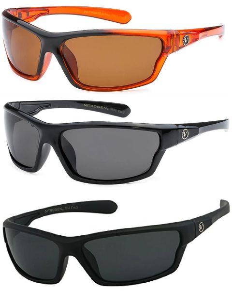 7032 Nitrogen Polarized 3 Pack Black & Black Matte & Orange