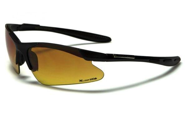 3320 XLoop HD Rimless Black Matte