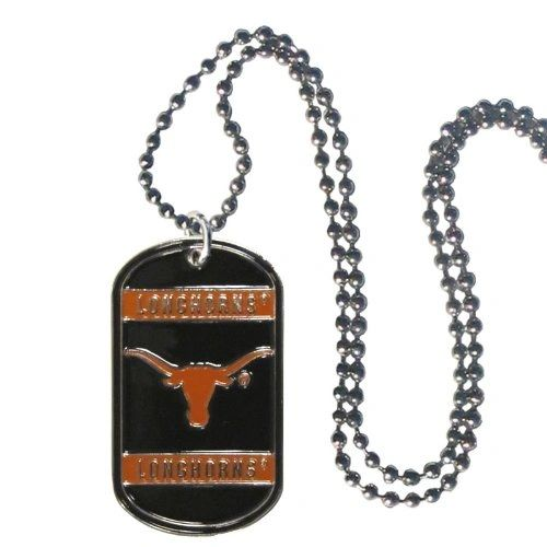 NCAA Texas Longhorns Dog Tag