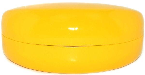 Shiny Yellow Hard Case