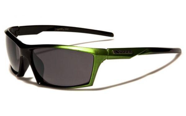 2343 XLoop Black Green