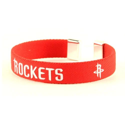 NBA Houston Rockets Fan Bracelet