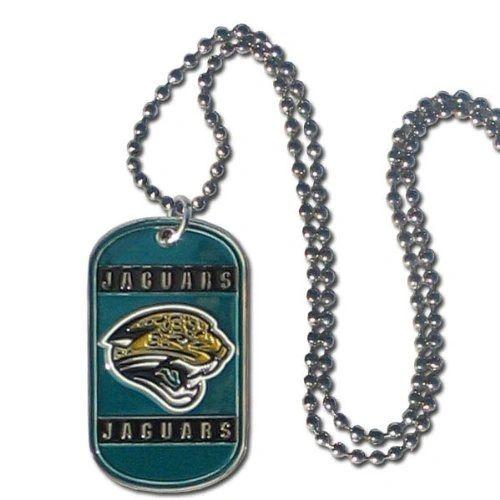 NFL Jacksonville Jaguars Dog Tag