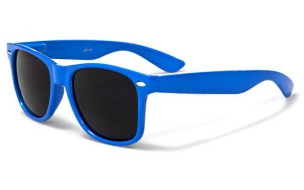 Retro NEON Blue