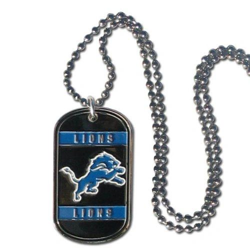 NFL Detroit Lions Dog Tag