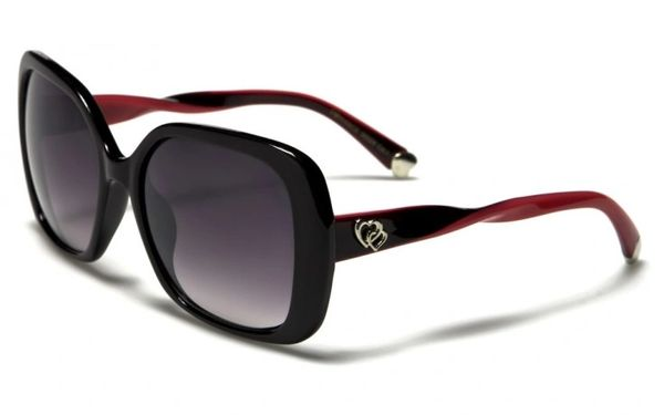 90024 Romance Oversized Twisted Red