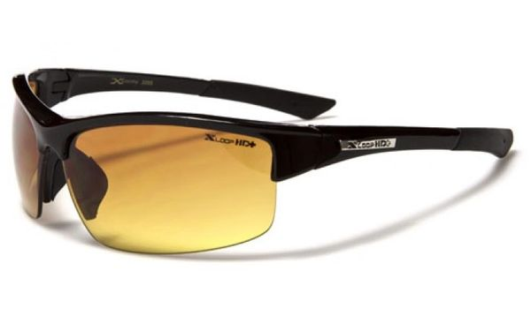 3305 XLoop HD Rimless Black