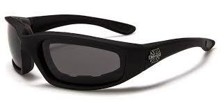 901 Choppers Black Smoke Lens
