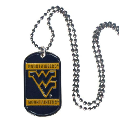 NCAA West Virginia Mountaineers Dog Tag