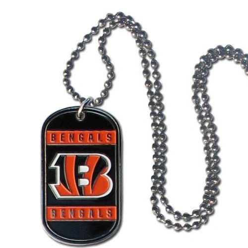 NFL Cincinnati Bengals Dog Tag