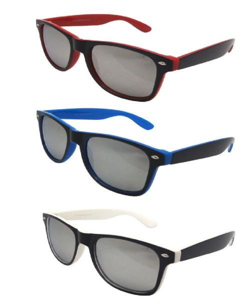 Retro Two-toned USA Pack - 3 Pair