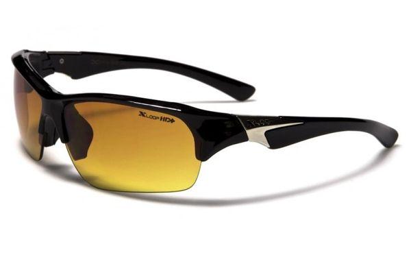 3319 XLoop HD Rimless Black