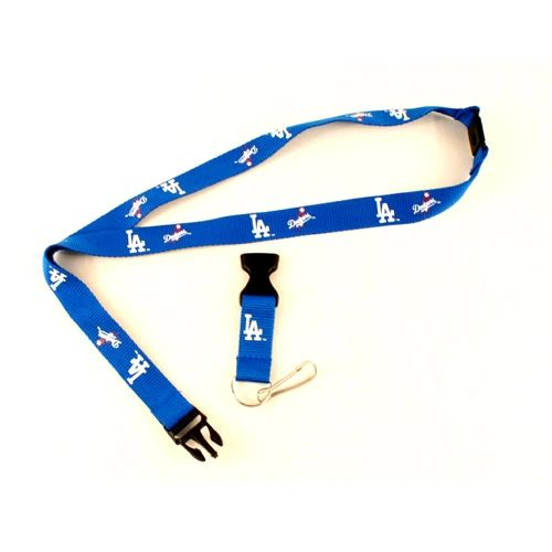 MLB Los Angeles Dodgers Lanyard