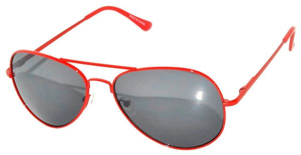 750 Red Smoke lens Aviator