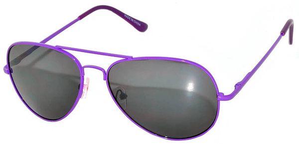 750 Purple Smoke lens Aviator