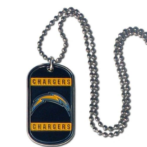NFL San Diego Chargers Dog Tag