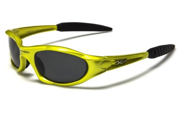 2056 XLoop Polarized Lime Green