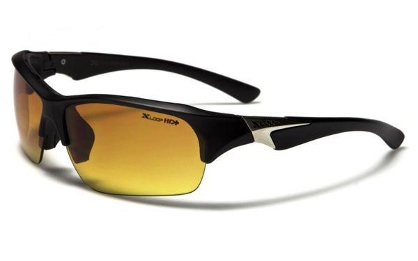 3319 XLoop HD Rimless Black Matte