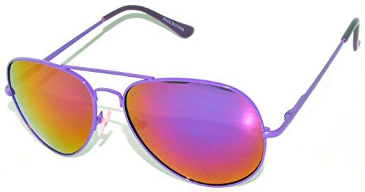 750 Purple Color lens Aviator