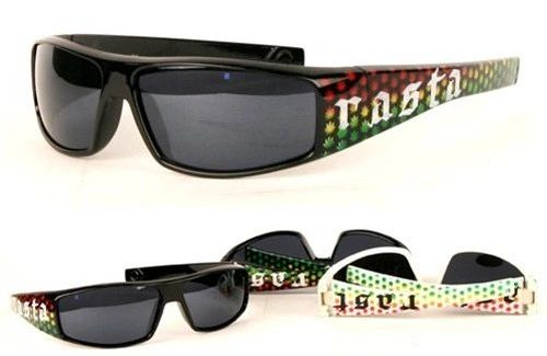 3020 Rasta - 1 Black and 1 White