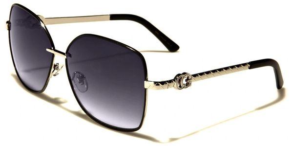 38029 CG Eyewear Black Silver