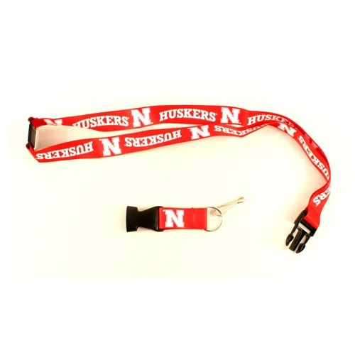 NCAA Nebraska Cornhuskers Lanyard