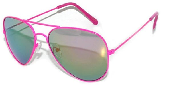 750 Pink Color lens Aviator