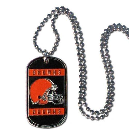 NFL Cleveland Browns Dog Tag