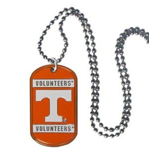 NCAA Tennessee Volunteers Dog Tag