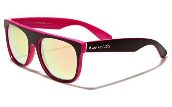 66141 Biohazard Pink