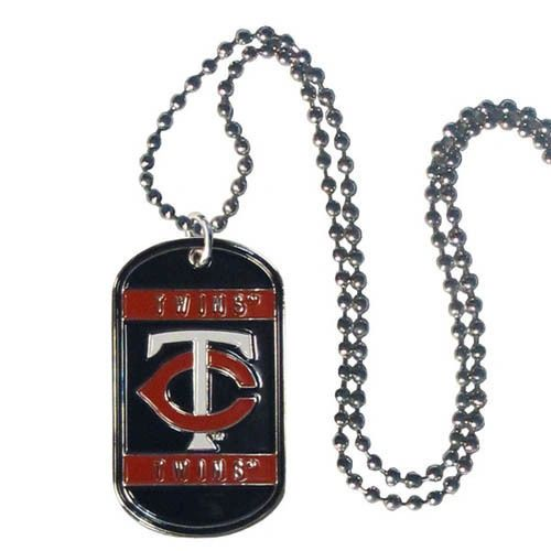 MLB Minnesota Twins Dog Tag