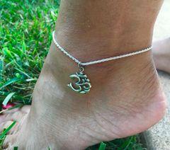 "OM Ankle Bracelet 8"""