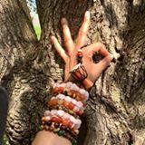 Tumbled Gemstone Bracelets