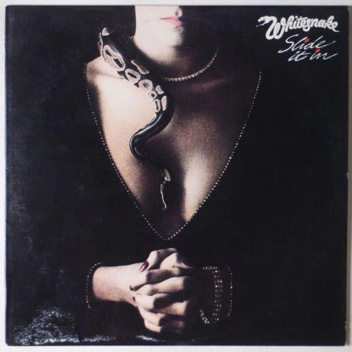 Whitesnake Slide It In Vinyl Ex Generation Gap