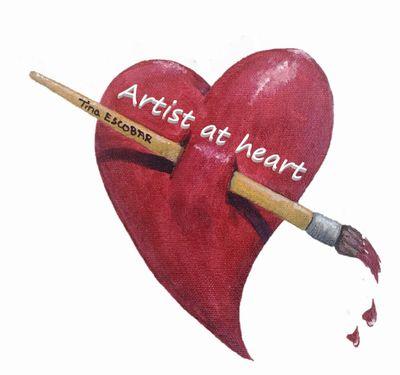 artist at heart