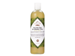Nubian Heritage Olive Oil & Green Tea Body Wash with Avocado
