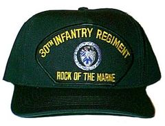 30th Infantry Regiment Ball Cap