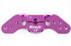 Miracle Heavy Duty Control Half Arm for Futaba Servos 2.5''