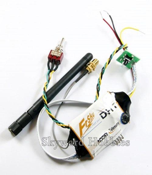 FrSky DHT 2 4 Ghz Hack Module DIY two way