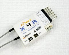 FrSky X4R 4 Channel Receiver with Smart Port