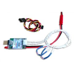 FRSKY SP-RPM - SMART PORT RPM AND DUAL TEMPERATURE SENSOR