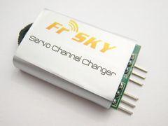 FrSky Servo Channel Changer
