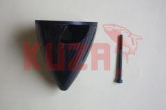 KUZA Carbon Fiber Spinner 4 1/2 inch