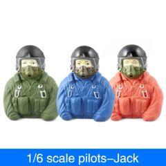 Pilot 1:6 Scale