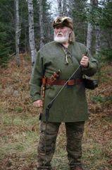 Longhunter Pullover Olive Drab